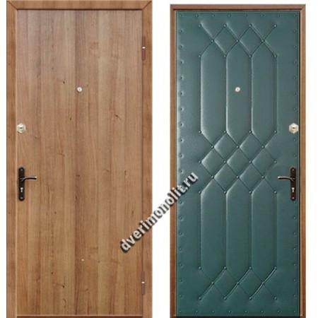 Входная металлическая дверь. Модель 604-07