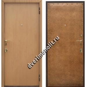 Входная металлическая дверь. Модель 612-07