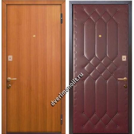 Входная металлическая дверь. Модель 614-07