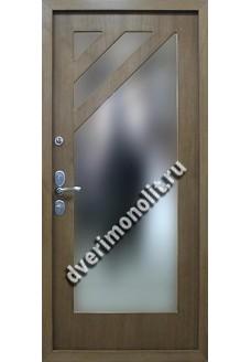 Входная металлическая дверь в квартиру. Модель 615-08
