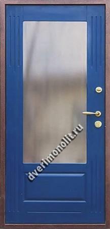 Входная металлическая дверь - 616-08