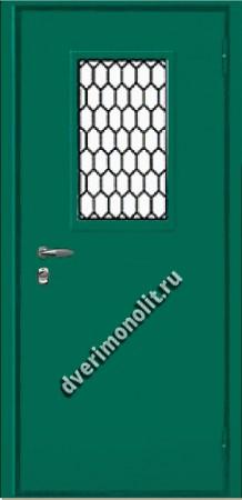 Входная металлическая дверь - 629-09