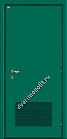 Входная металлическая дверь - 633-09