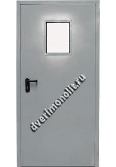 Входная тамбурная металлическая дверь. Модель 634-09