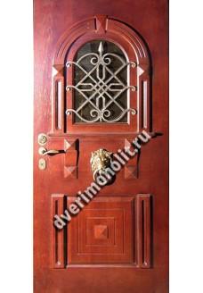 Входная металлическая дверь. Модель 699-10