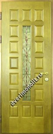 Входная металлическая дверь. Модель 707-10