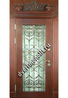 Входная металлическая дверь. Модель 709-10