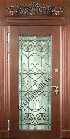 Входная металлическая дверь - 709-10