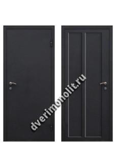 Входная металлическая дверь - Модель Д-1