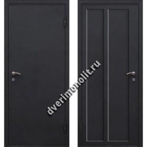 Входная металлическая дверь - Модель 001-1