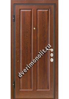 Входная металлическая дверь - Модель Д-10
