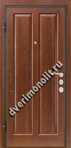 Входная металлическая дверь - Модель 001-10
