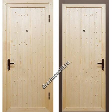 Входная металлическая дверь - Модель 001-2