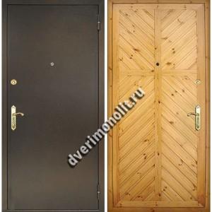 Входная металлическая дверь - Модель 001-3