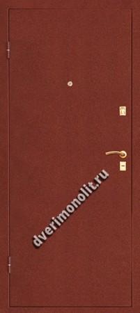 Входная металлическая дверь - Модель 001-5