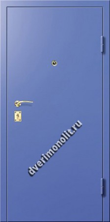 Входная металлическая дверь - Модель 001-7