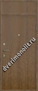 Нестандартная металлическая дверь. Модель 003-001