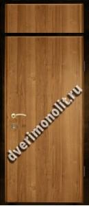 Нестандартная металлическая дверь. Модель 003-011