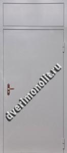 Нестандартная металлическая дверь. Модель 003-012