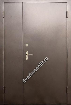 Нестандартная металлическая дверь. Модель 003-013