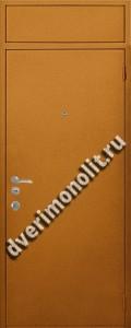Нестандартная металлическая дверь. Модель 003-018