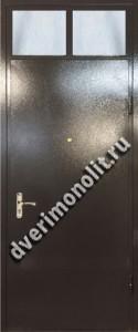 Нестандартная металлическая дверь. Модель 003-026