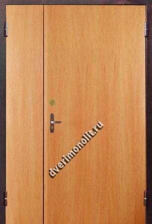 Нестандартная металлическая дверь. Модель 003-028