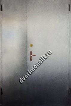 Нестандартная металлическая дверь. Модель 003-029