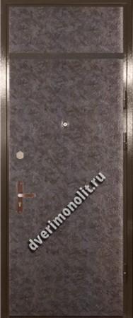 Нестандартная металлическая дверь. Модель 003-003
