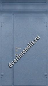 Нестандартная металлическая дверь. Модель 003-031