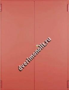 Нестандартная металлическая дверь. Модель 003-039