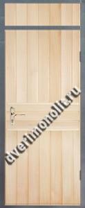 Нестандартная металлическая дверь. Модель 003-004