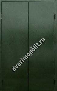 Нестандартная металлическая дверь. Модель 003-040