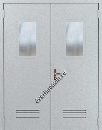 Нестандартная металлическая дверь. Модель 003-041