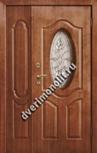 Нестандартная металлическая дверь. Модель 003-045