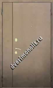 Нестандартная металлическая дверь. Модель 003-005