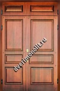 Нестандартная металлическая дверь. Модель 003-008