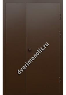 Входная металлическая дверь для подъезда, модель ПП-001