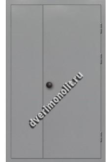 Входная металлическая дверь для подъезда, модель ПП-002