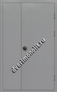 Входная металлическая дверь для подъезда, модель 005-002