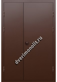 Входная металлическая дверь для подъезда, модель ПП-003