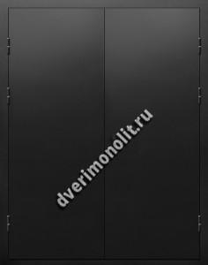 Входная металлическая дверь для подъезда, модель 005-004