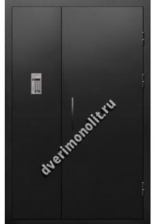 Входная металлическая дверь для подъезда, модель ПП-006