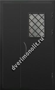Входная металлическая дверь для подъезда, модель 005-009