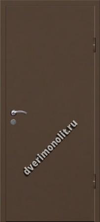 Входная дешевая тамбурная дверь - 004-001
