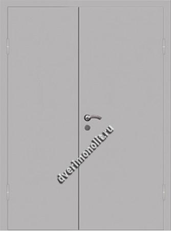 Входная дешевая тамбурная дверь - 004-011