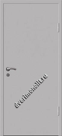 Входная дешевая тамбурная дверь - 004-002