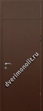 Входная дешевая тамбурная дверь - 004-004
