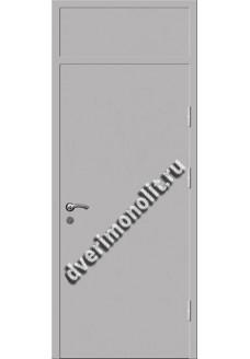 Входная дешевая тамбурная дверь - НТД-006