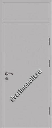 Входная дешевая тамбурная дверь - 004-006